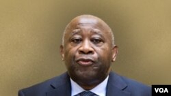Laurent Gbagbo.