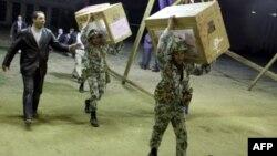 В Египте продолжаются выборы