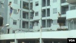Arhiva - Posledice snažnog zemljotresa koji je pogodio Albaniju prošle nedelje.