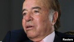 Tsohon shugaban kasar Argentina Carlos Menem