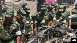 Bangladesh Jails 57 More Border Guards for Deadly Mutiny