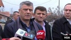 Aktuelni premijer Kosova Hašim Tači