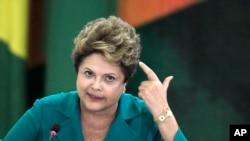 巴西總統羅塞夫