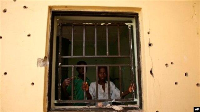 지난해 3월 외국인 인질범이 살해된 나이지리아 소코토의 사건 현장. (자료사진)