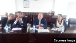 European Union Visits Zimbabwe