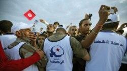 رای دهندگان تونسی برای انتخابات تاریخی آماده می شوند
