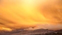 اختلال پروازهای استراليا و نيوزلند در اثر خاکستر آتشفشان شيلی همچنان ادامه دارد