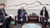 蔡英文指 面對中國打壓台灣走向世界決心不變