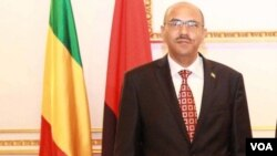 Embaixador do Mali, Diamou Keita
