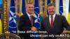 Речник Державного департаменту США пояснив зміну відносин України та НАТО