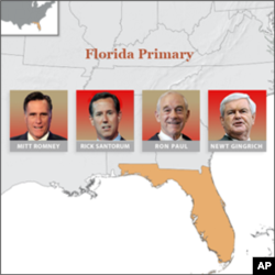 Polls Suggest Romney Headed for Major Victory in Florida Primary
