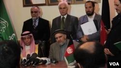 په کابل کې د سعودي عربستان په سفارت د تړون د لاسیلک غونډه