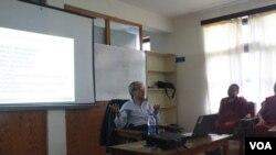 Professor Tenzin Dorjee Talk at Sarah Institute of Higher Tibetan Studies