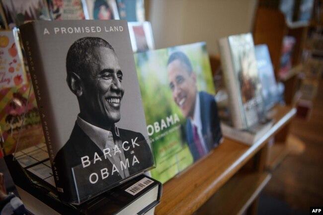 براک اوباما کی کتاب ان کی یادداشتوں پر مشتمل ہے جس میں انہوں نے بھارت اور پاکستان سمیت مختلف امور کا ذکر کیا ہے۔