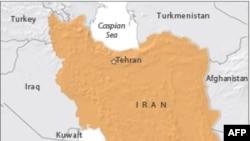 Bản đồ eo biển Hormuz (Strait of Hormuz)
