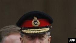 Начальник генштаба вооруженных сил Великобритании Дэвид Ричардс