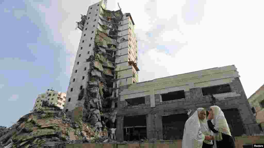 Hotuna da Dumi-Duminsu daga Gaza da Isra'ila, Agusta 26, 2014