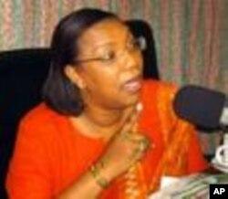 Betty Mould-Iddrisu, Ghana's attorney general.