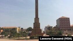 Praça Heróis Nacionais, Bissau