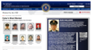 FBI公布美国起诉的5名中国军人名单照片