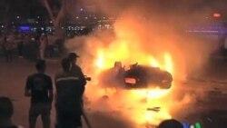 2011-10-10 粵語新聞: 埃及基督徒抗議演變暴力24人死亡