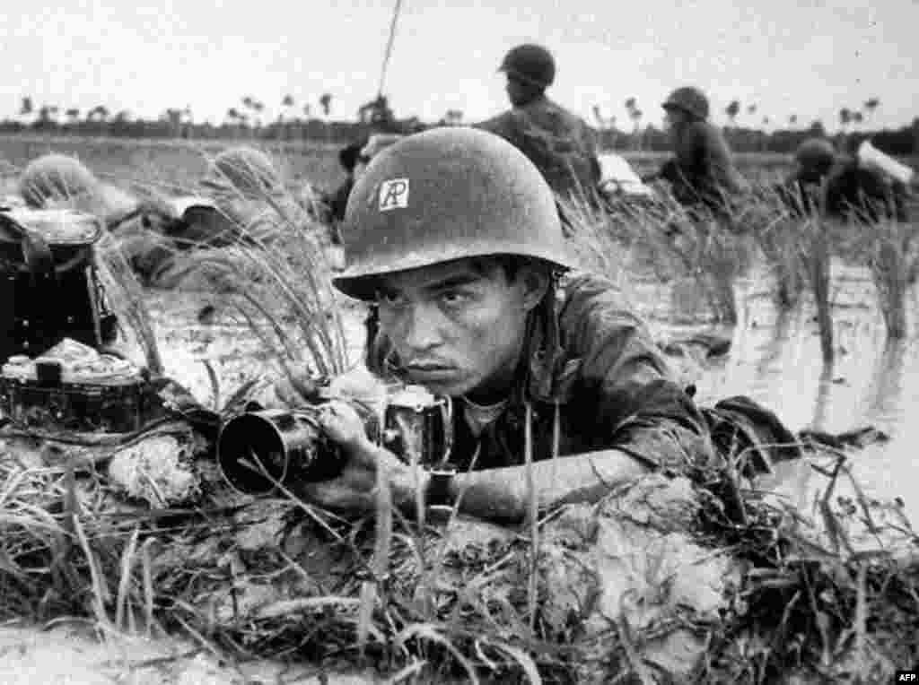В 1973 году последний военный контингент США покинул Южный Вьетнам