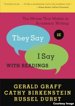 """They Say, I Say"" second edition cover"