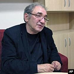 纪念碑人权组织领导人罗金斯基