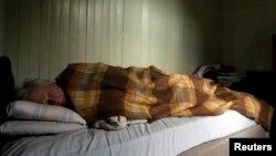 """""""Cuando dormimos mal, eso afecta la forma en que nos sentimos y en que manejamos muestras emociones"""", dijo Bernert."""