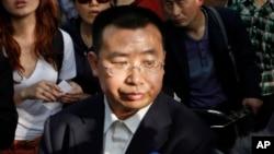 중국에 수감 중인 인권활동가 장티안영 씨. (자료사진)