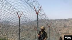 پاکستانی حکام کا کہنا ہے کہ افغان سرحد پر باڑ لگانے کا 90 فی صد کام مکمل ہو چکا ہے۔