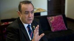 El presidente electo de Guatemala, Alejandro Giammattei, dijo el martes 13 de agosto en entrevista con The Associated Press que su país no cumple con lo establecido en la Convención de Ginebra sobre el Estatuto de los Refugiados.