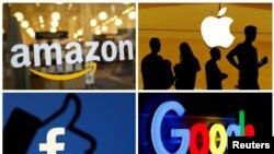 Các tập đoàn công nghệ khổng lồ đang bị đặt trong tầm ngắm ở Hoa Kỳ và Châu Âu. (Reuters)