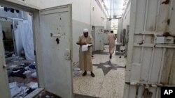 120 orang narapidana Libya melarikan diri dari penjara di Tripoli diduga dengan menyuap petugas penjara (foto: dok).