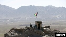 طالبانو شپږ ورځې وړاندې د جوزجان د قوش تیپې ولسوالۍ کلابنده کړې وه.