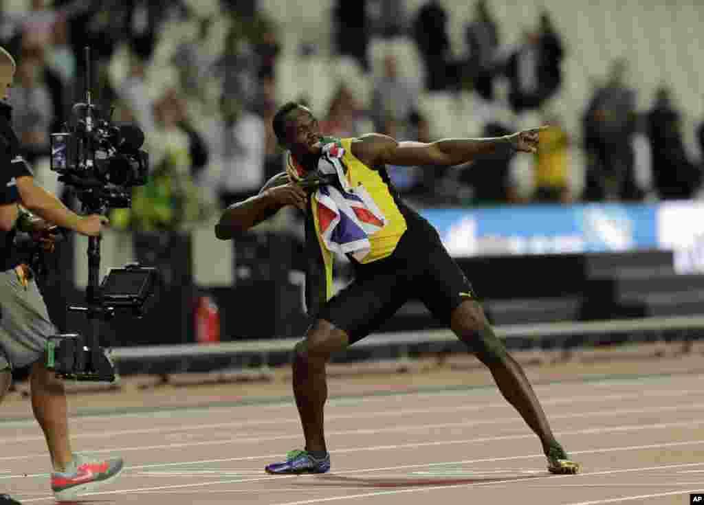 یوسین بولت قهرمان افسانه ای دو های سرعت، در آخرین حضور بین المللی خود نتوانست از عنوان قهرمان دفاع کند و با شکست خداحافظی کرد.