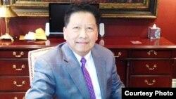 Giáo sư-Tiến sĩ Charles Cường Nguyễn, Khoa trưởng trường Kỹ Sư thuộc Đại học Công giáo Hoa Kỳ