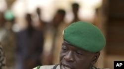 Kaftin Amadou Haya Sanogo, jagoran juyin mulkin Mali