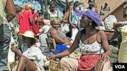 Selebrasyon Jou Mondyal Fanm yo ann Ayiti