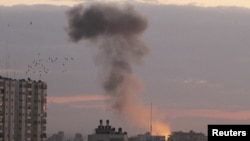 Israeli Air Strike Kills Ahmed al-Jaabari