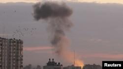 Israeli Air Strike Kills Ahmed al-Jaabari