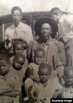 UAbraham Nkiwane lomdeni wakhe. (Photo: Nkiwane Family)