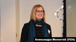 Мелисса Хупер, программный директор правозащитной организации Human Rights First по вопросам прав человека и гражданского общества