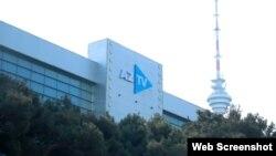 AZTV-nin binası