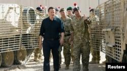 Britanski premijer Kameron doputovao u neočekivanu posetu Avganistanu