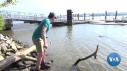 Floating Laboratory Monitors Potomac River Water Quality