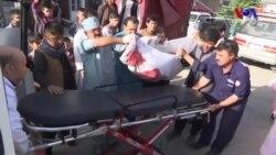 Afganistan'da Saldırılar Sürüyor