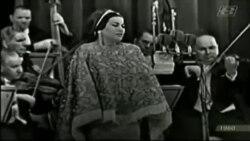 """بخشی از اجرای یوما سوماک در روسیه و بازی او در فیلم """"عمر خیام"""""""