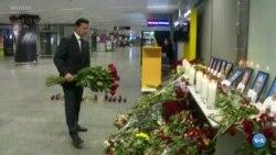 Avião ucraniano caiu no Irão - investigações em curso