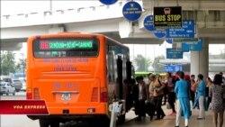 Xe buýt Hà Nội, một bước phát triển mới